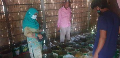 লালপুরে ৩ ব্যবসায়ীর ১লাখ ৫০ হাজার টাকা জরিমানা